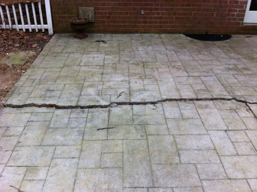 Disadvantages With Stamped Concrete